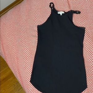 Aritzia Community fitted tank top